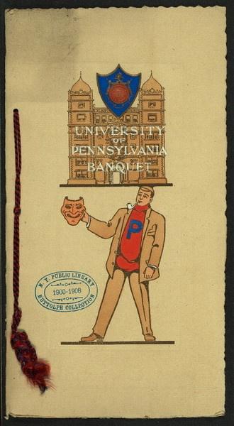 UPenn Banquet Poster