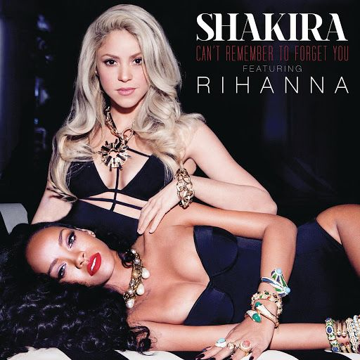 ▶ Shakira - Can't Remember To Forget You (Audio) ft. Rihanna - YouTube