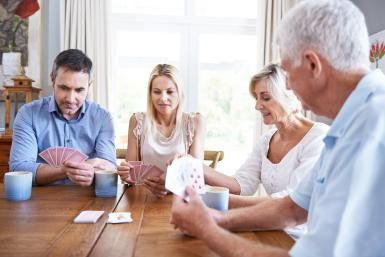 Learn the Rules for the Classic Card Game Rummy: The rules here are for the most basic of the Rummy games and a good introduction to the entire family.