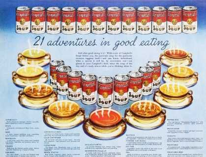Vintage Food Advertisements of the 1930s (Page 4)