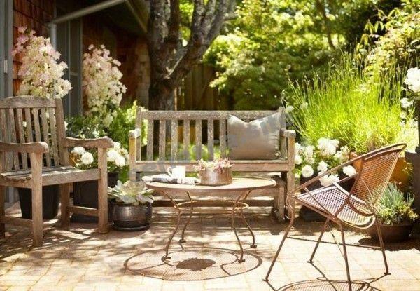 So Bereiten Sie Ihre Gart Wohndesignideen Wohndesign Ideen Fgartengestaltung Gart Outdoor Wood Furniture Teak Outdoor Furniture Patio Teak Outdoor Furniture