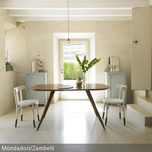 esszimmer einrichtung kunst minimalismus | möbelideen, Esszimmer