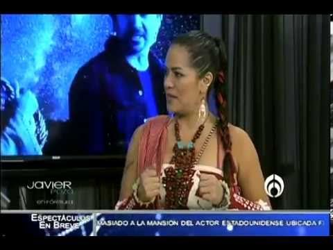 Javier Poza entrevista a Lila Downs - YouTube