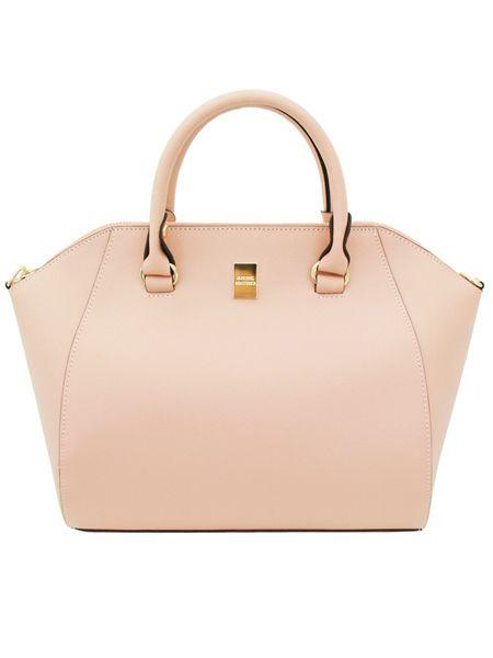 Lumia Chicpink Synthetic Leather Bag | Korean Fashionista