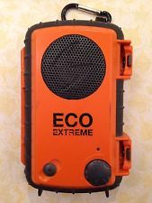ECO Extreme Waterproof Speaker AND Ipod Storage Container | eBay