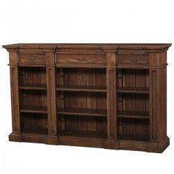 Genoa Open Bookcase - Madison