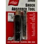 Lisle 3/8 in. Drive Red Magnetic Socket Holder for 28 Sockets