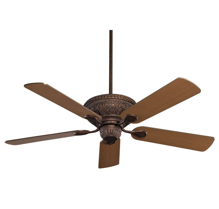 New Tortoise Shell Indigo Bronze Ceiling Fan Savoy House Stem Mounted Fans