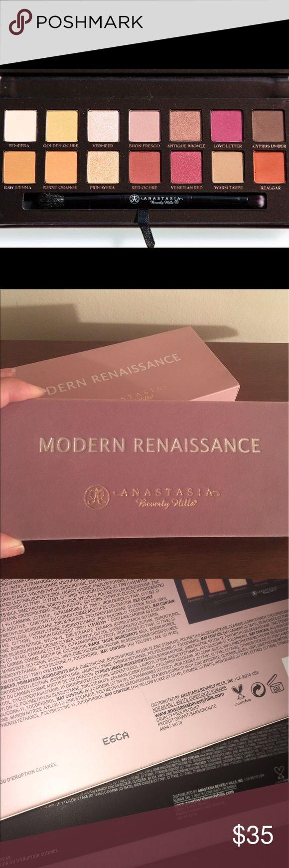 Anastasia Renaissance Anastasia Renaissance Eyeshadow. Brand New. Makeup Eyeshadow