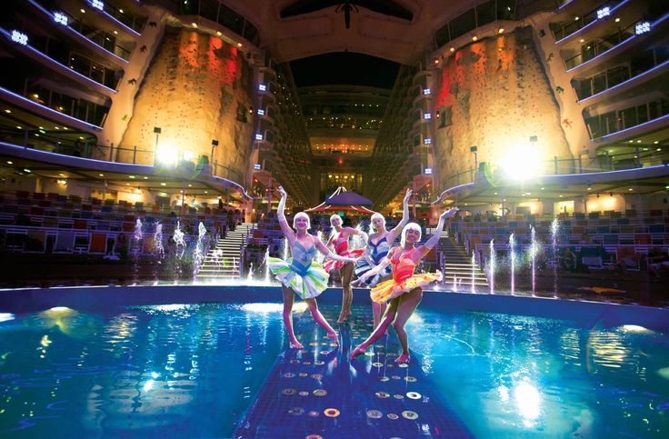 Harmony Of The Seas - It's All About The Entertainment