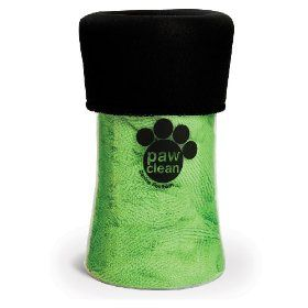 Raw Paw Spa:    Does your dog chew is feet?  Mine does, and it's not from lack of exercise or boredom.  Vet said it's allergies and prescribed antihistamines which didn't help, but this did!  Combine 1 part baking soda with 3 parts water.   Twice a day, insert each paw, swish for one minute, then dry.  Safe, cheap and effective.