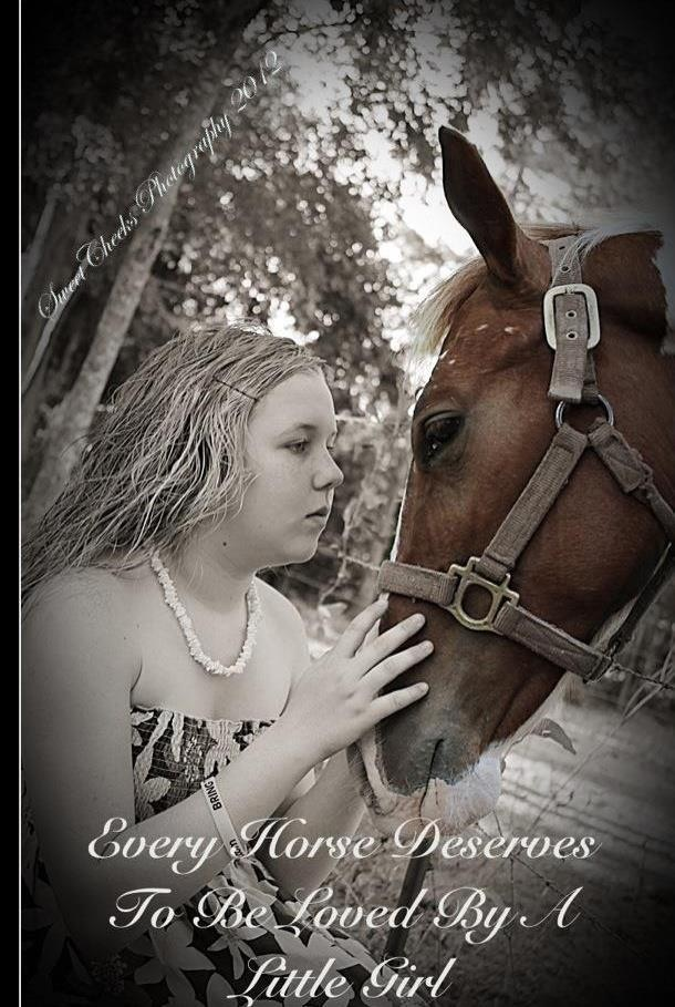 Need a country pose with a horse for a girl with a dream then why not... A girl an her horse! # country Photography # children's Photography