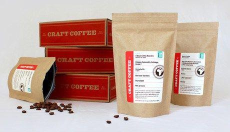 Craft Coffee Subscription Box