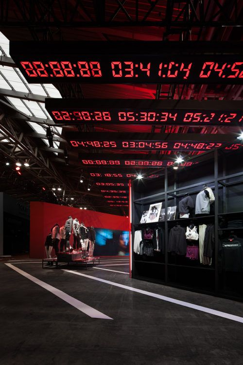 outlet store 088bf 5a6f4 Nike Shanghai Marathon Expo 2017 by COORDINATION ASIA