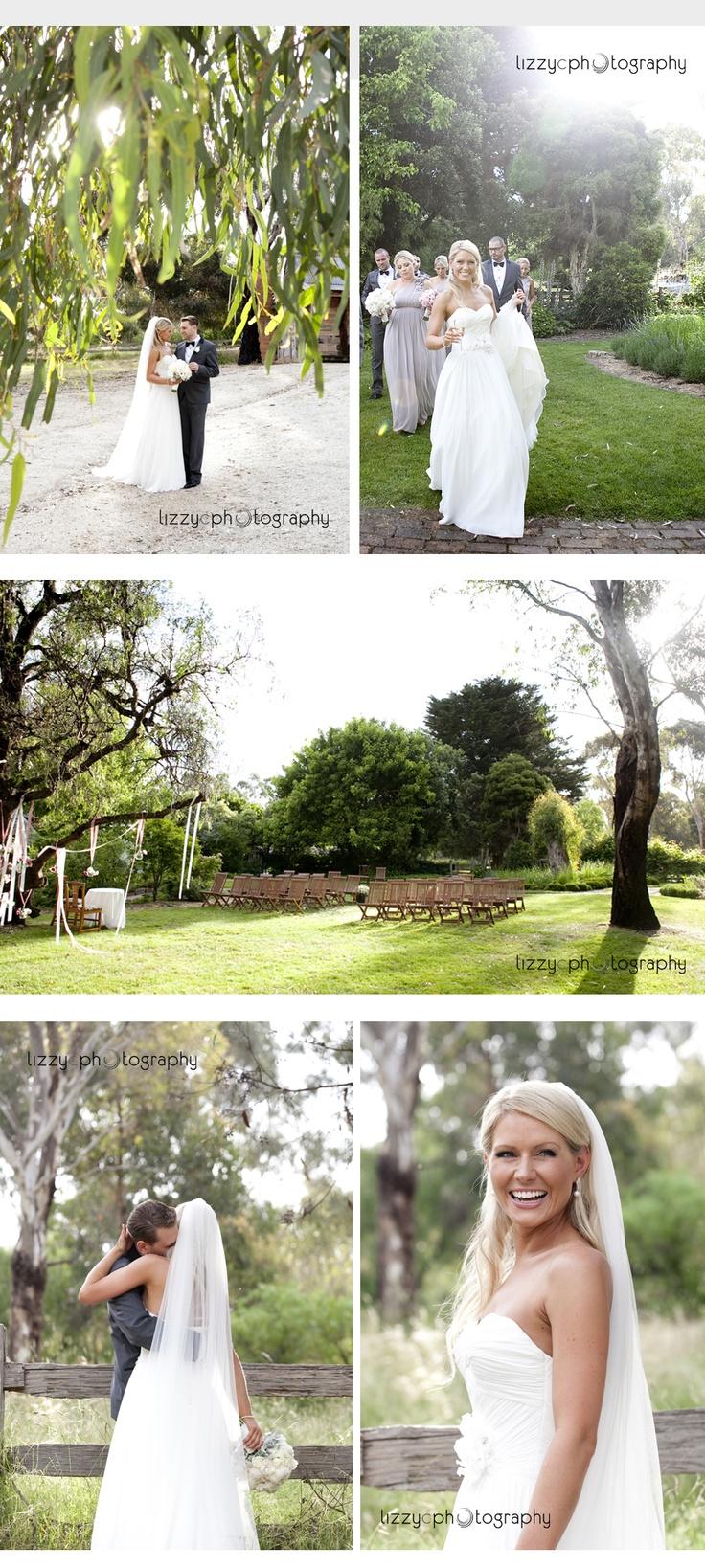 An Emu Bottom Homestead Wedding~ Retro Rustic