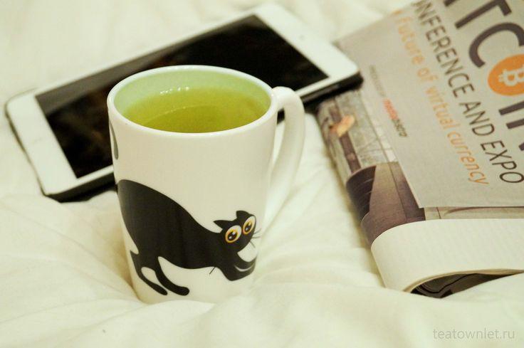 Может ли чайный напиток дать тот же заряд силы и бодрости, что дает кофе. #Чай #ЧайныйГородок #Кофе #Бодрит