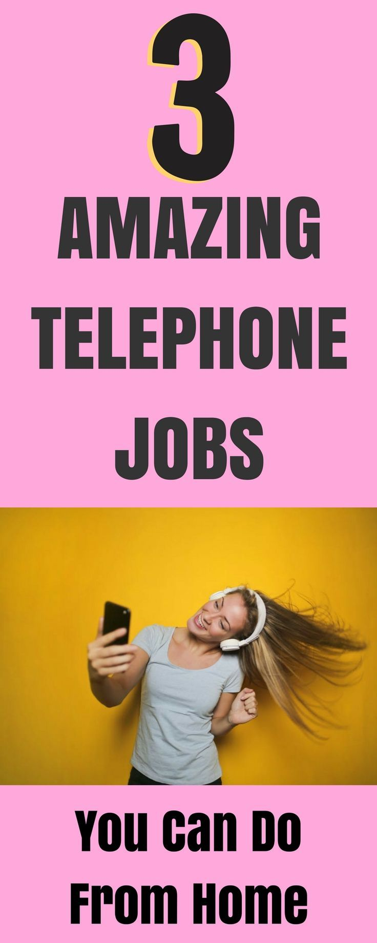 Where to Find Work From Home Telephone Jobs