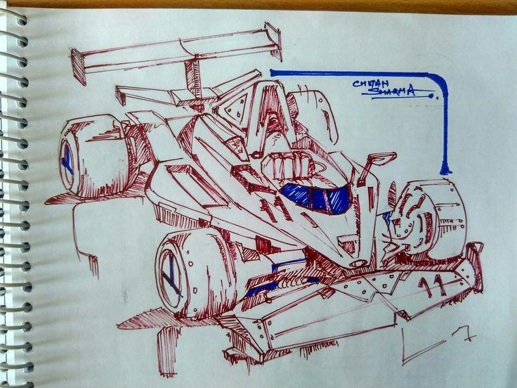 F1 racing spl.