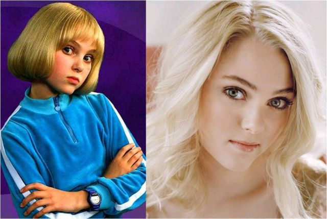Kids' Celebrities Then and Now (25 pics) - Picture #1 - Izismile.com