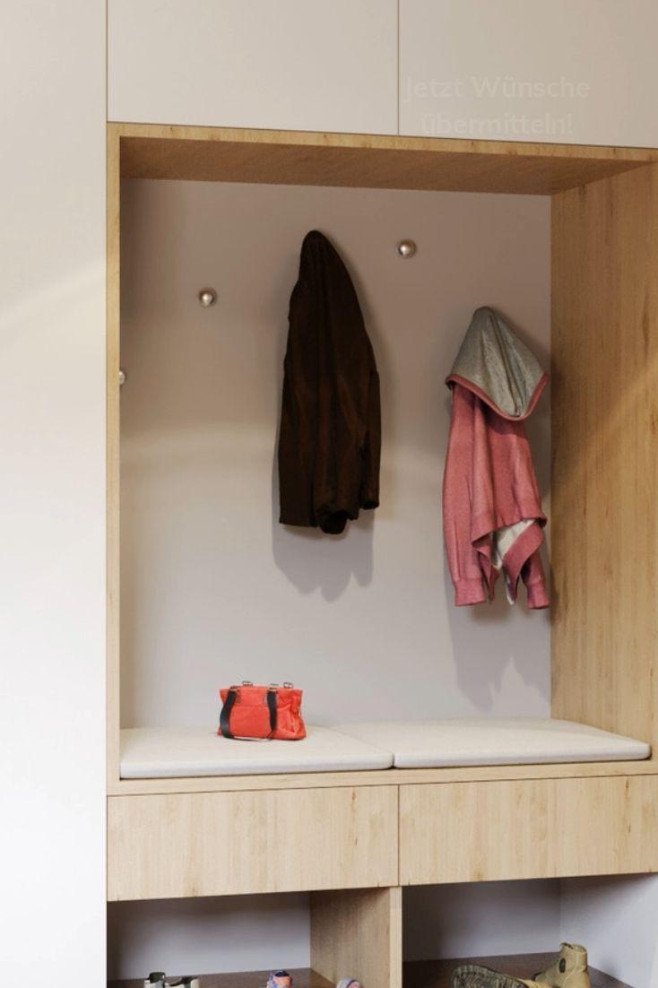 Begehbarer Kleiderschrank nach Maß in 2020   Kleiderschrank nach maß, Möbel nach maß, Kleiderschrank