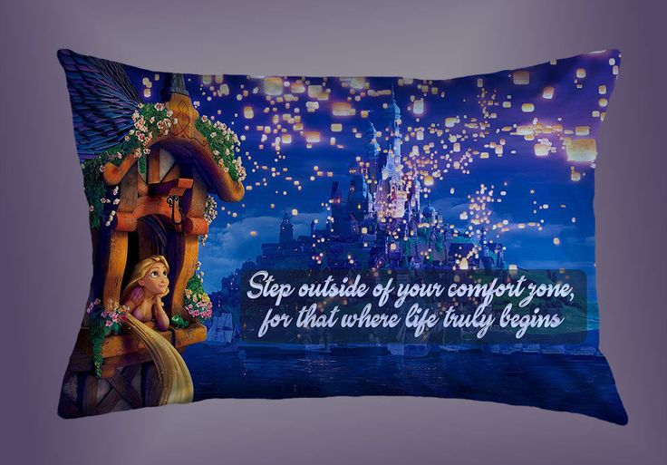 "Tangled Disney Quotes Custom Pillow Case 16""x24"" Limited Edition #Unbranded #pillowcase #pillowcover #cushioncase #cushioncover #best #new #trending #rare #hot #cheap #bestselling #bestquality #home #decor #bed #bedding #polyester #fashion #style #elegant #awesome #luxury #custom #tangled #disney #cartoon #movie #kid #women #rapunzel #disneyprincess #princess #logo"