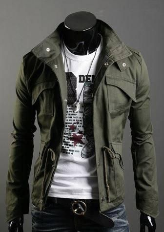 Not army issue but still bad-ass A classic in any guy's wardrobe- gamer or not…