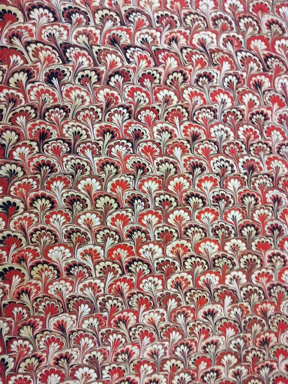 """""""Bouquet"""" pattern made in the Cockerell workshop under Peter Rogers direction"""