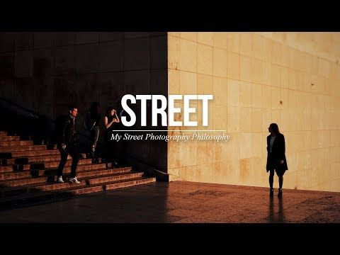 (15) My Street Photography Philosophy (in Rome with the Fujifilm X-T20) - YouTube