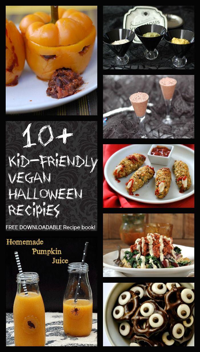 86 best Vegan Halloween images on Pinterest   Halloween recipe ...