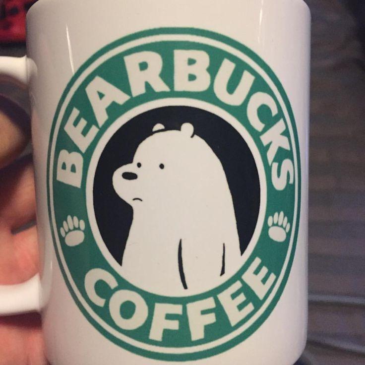 New favourite mug Thanks @kupokatt #webarebears #starbucks