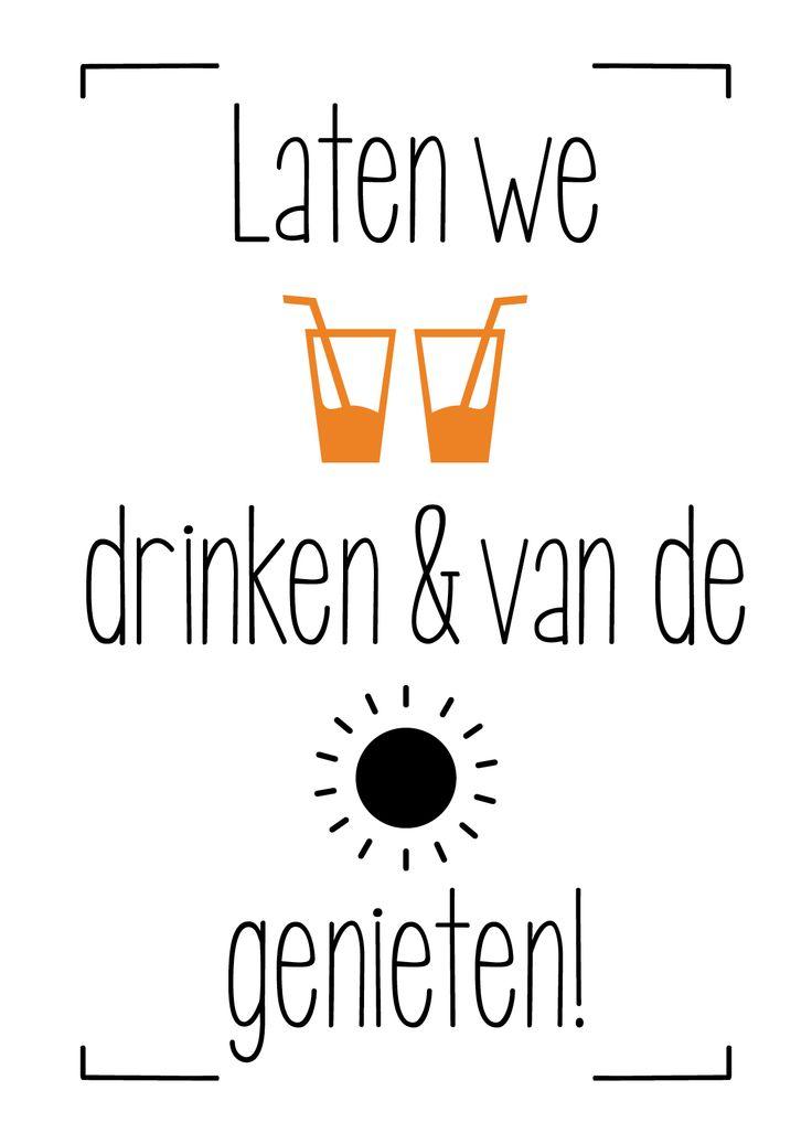 http://www.bybean.nl/8958470/kaartje-laten-we-limonade-drinken-en-van-de-zon-genieten