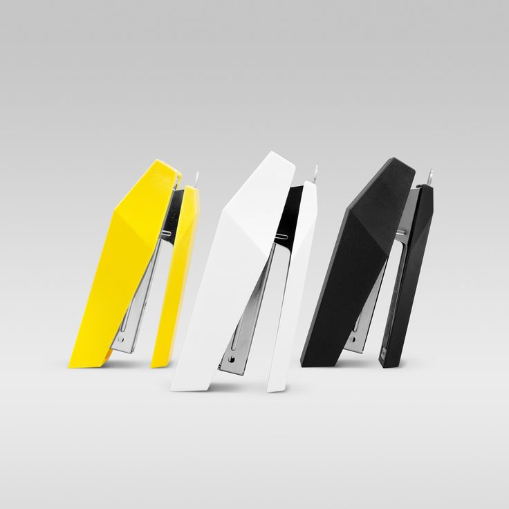 Edgy Stapler by Urban Prefer #productdesign #industrialdesign