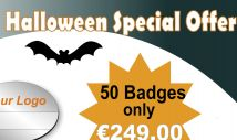 Recognition Express is Personalised Badges manufacturing company in Ireland. We provide different types of Custom Name Bagdes, Conference Badges and different type of Corporate Badges at affordable prices. For more details visit our website or contact us at 1890 333 444.