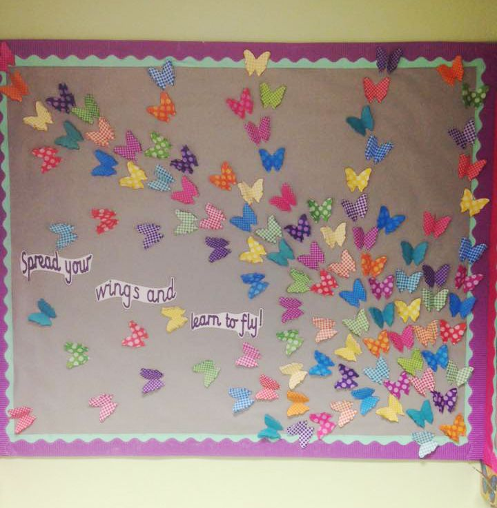 Butterfly Classroom Decorations : Ideas about butterfly classroom theme on pinterest