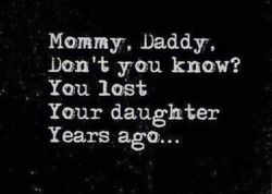 Mommy Son: girl Black and White depressed depression ...