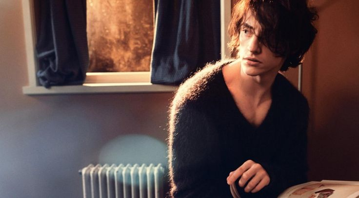 Marc Jacobs Fall/Winter 2014 Ad Campaign Starring Sergei Polunin