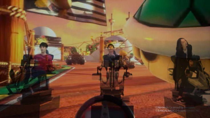 Nintendo's Mario Kart is coming to virtual reality at Shinjuku