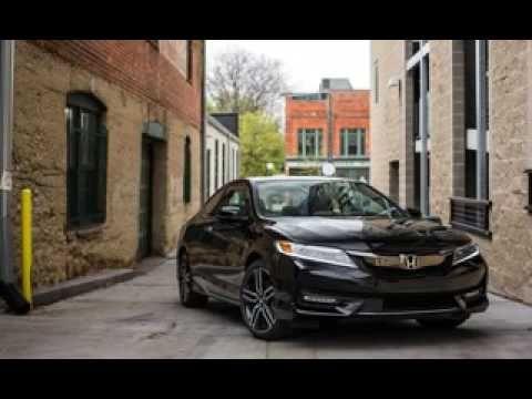 2016 Honda Accord Coupe V 6 Automatic - 2016 Honda Accord Coupe V 6 review