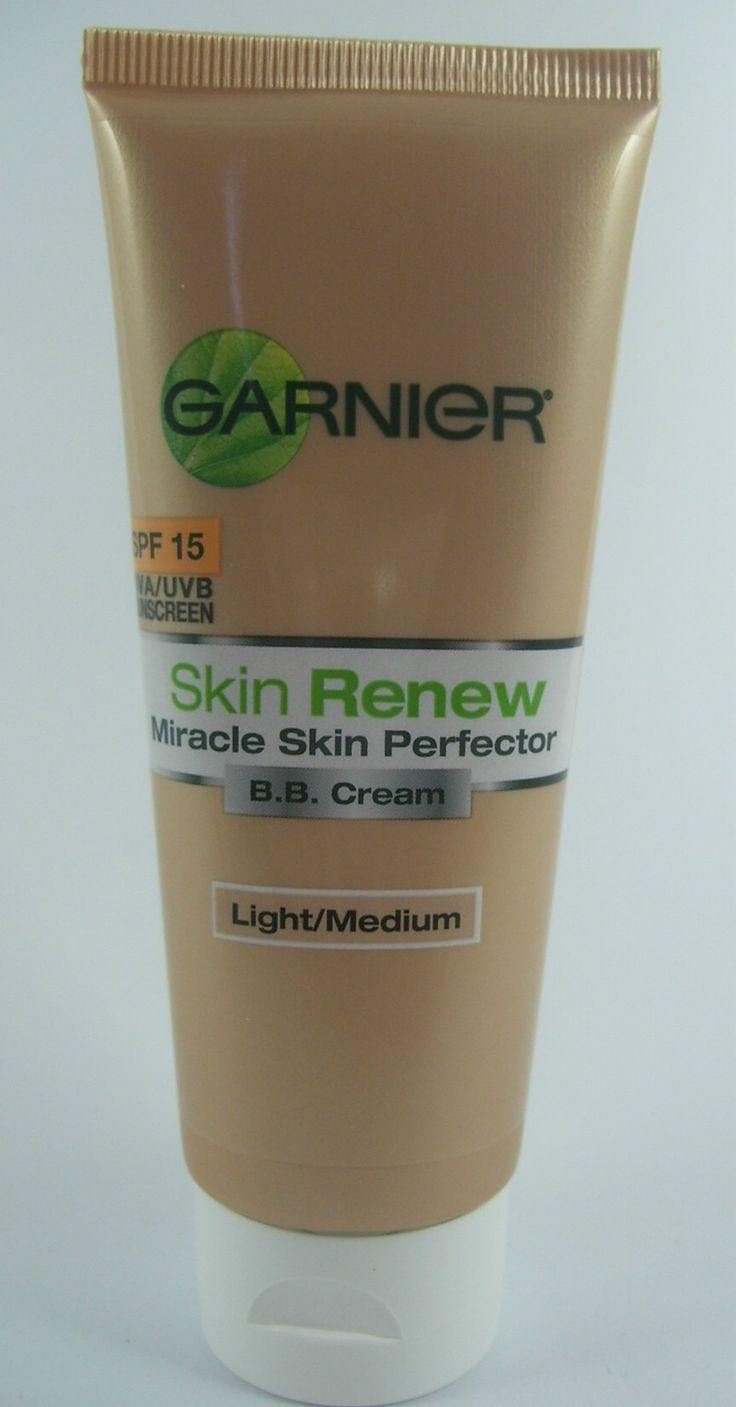 Garnier BB Cream, full review with before and after shots via @myhighestself