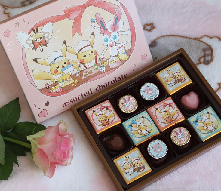 Konban wa minna!  I hope you are doing well today! Im very good bc me and one of my best friends decided to join at a language school to learn hardly the Japanese language together in April!  cant wait! He also was in Japan for a few weeks and gave me this ultra awesome #pokemon chocolate set! You can also swipe the pic to see details of the packaging as well as the single chocolates! Im so thankful for it! .(ಗдಗ). Its too cute for eating it  its from the #sweettreats collection.. I also…