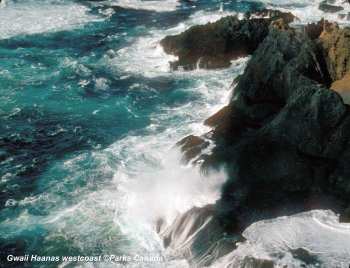 West Coast - Haida Gwaii