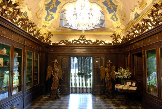 Santa Maria Novelle Pharmacy, Florence  My favorite shop in the whole world!