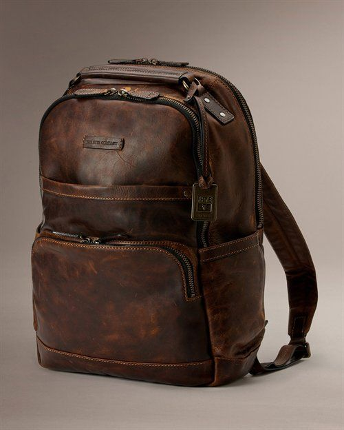 97 best images about Leather backpack on Pinterest | Backpack ...