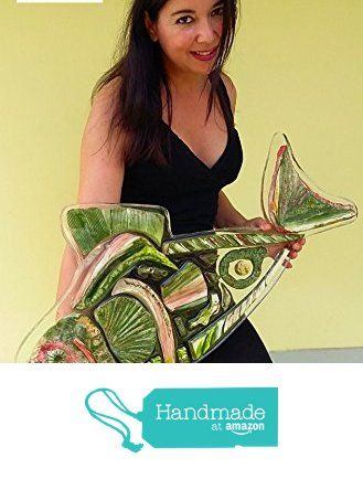 ARREDARE CON ARTE mosaico PESCE ARREDAMENTO DA PARETE OPERA D' ARTE MODERNA FIRMATA ITALDESIGNFOGLIARO da ITALDESIGNFOGLIARO https://www.amazon.it/dp/B0745D11FB/ref=hnd_sw_r_pi_dp_EkEHzb4RNY3YM #handmadeatamazon
