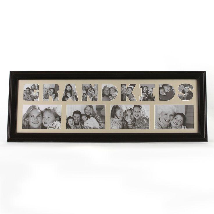 Grandkids Collage Frame Matte