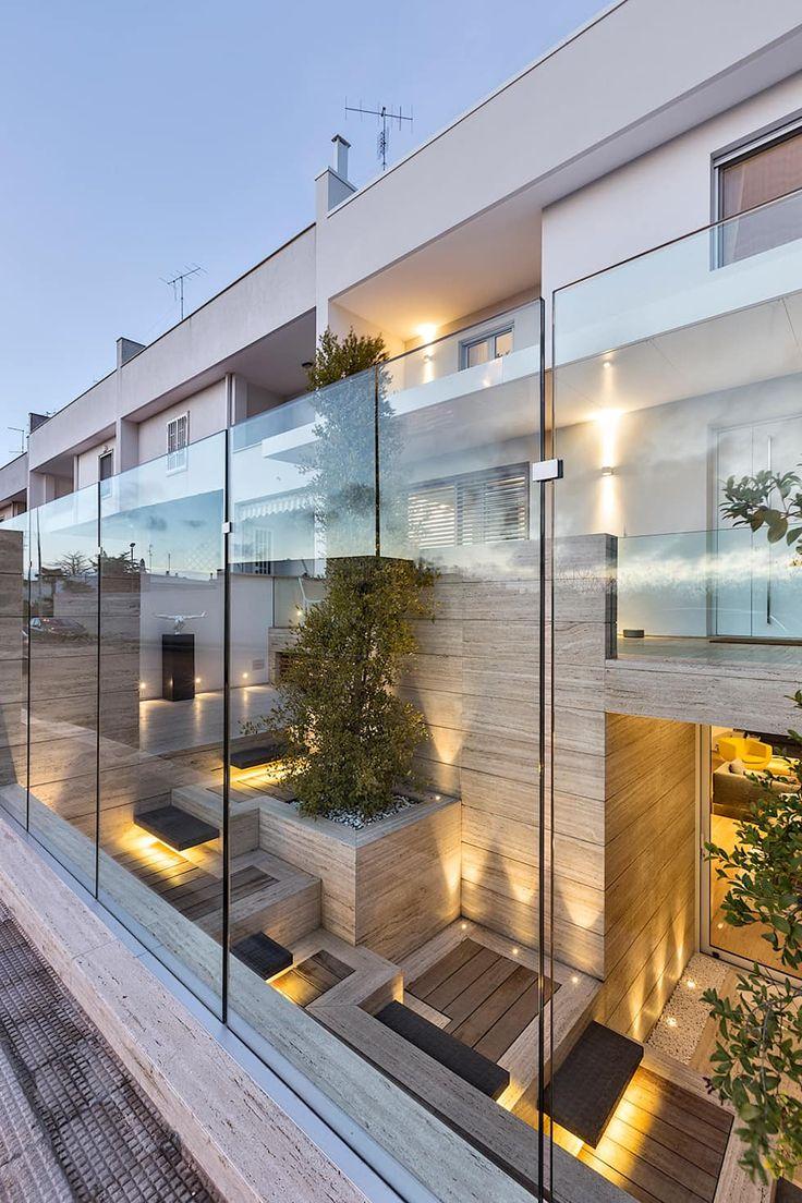 Oltre 25 fantastiche idee su esterni casa su pinterest for Case in stile mattone