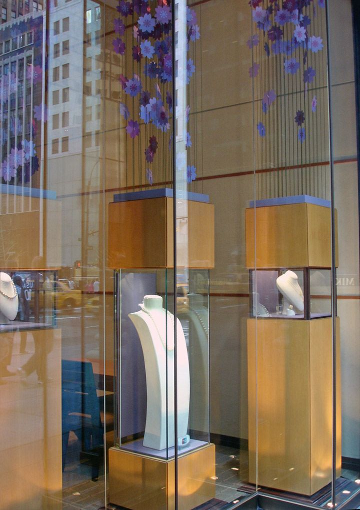 111 best images about jewellery interiors on pinterest for Jewelry store window displays