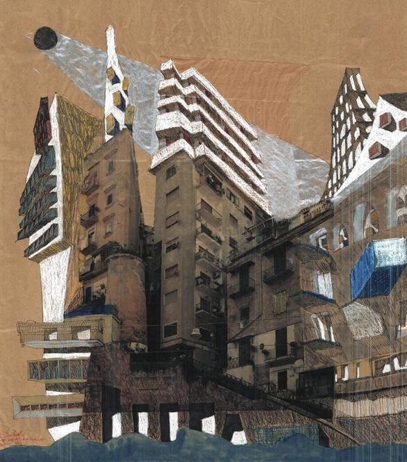 Cherubino Gambardella's Unreal Collages | Folio | Architectural Review