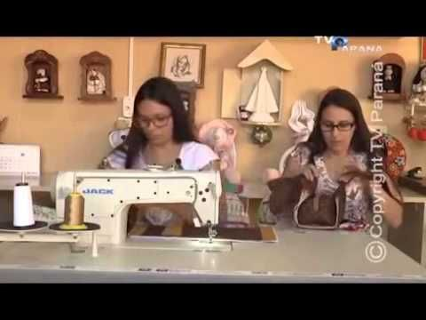 Programa Criando Ideias-Tv Parana