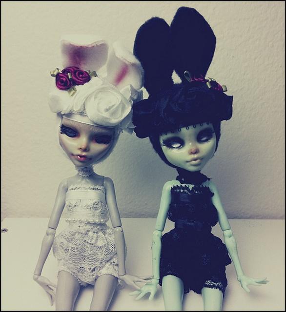Dream Weaver Sisters by Limbic Lullaby, via Flickr: Monsterhigh Ooak, Dreams Weaver, High Dolls, Digital Art, Dolls Repaint, Fashion Dolls, Limbiclullabi Deviantart Com, Dolls Ideas, Monsters High